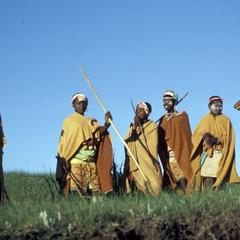 Xhosa Transkei girls