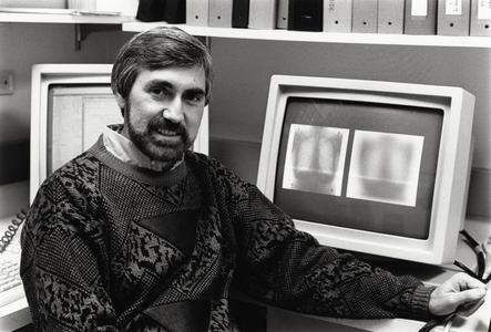 Charles Mistretta, radiology