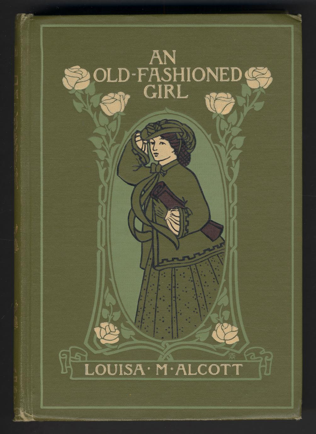 An old-fashioned girl (1 of 5)