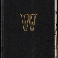 The Varsity handbook : presented by the Young Men's and Young Women's Christian Associations of the University of Wisconsin, 1913-1914