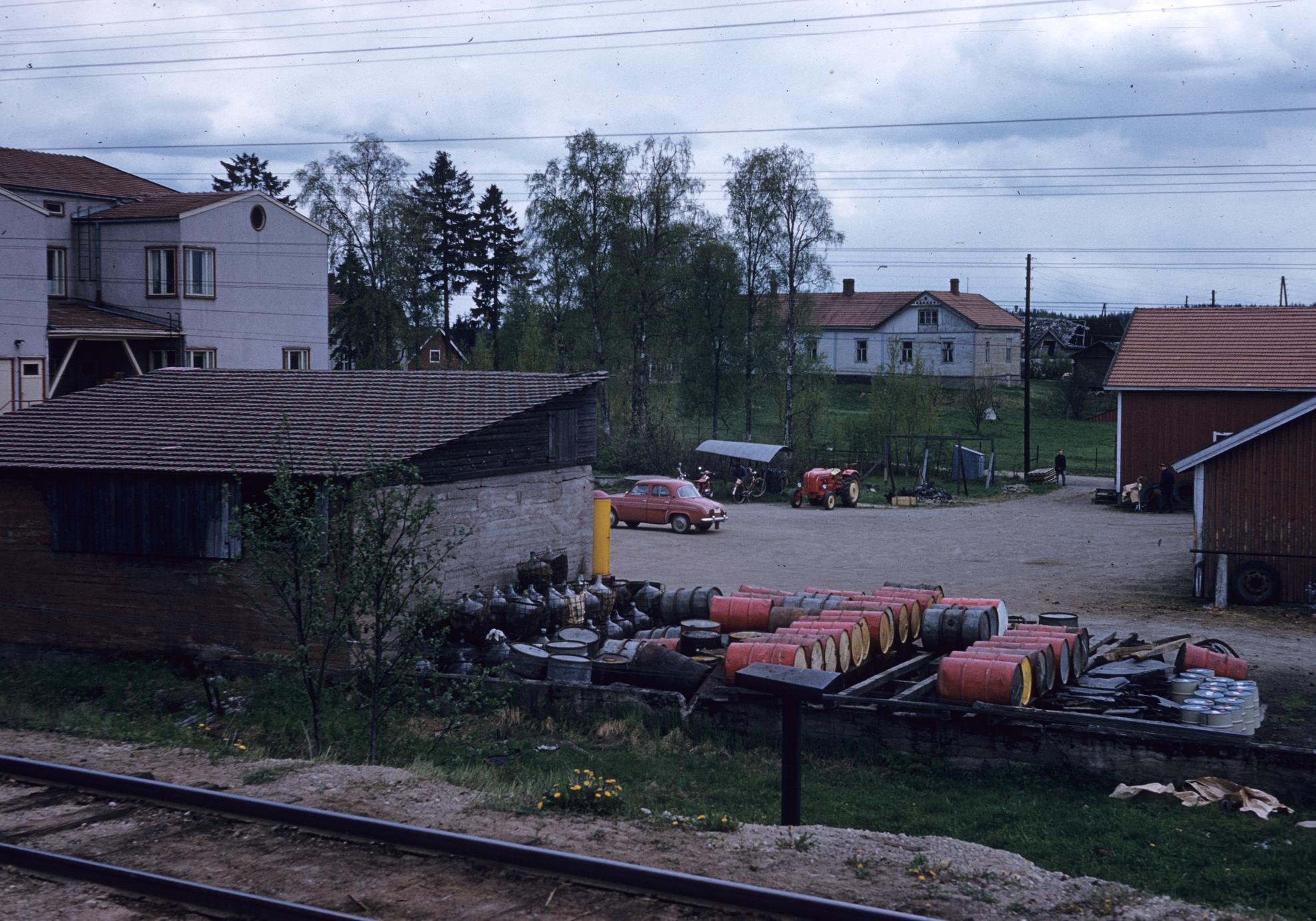 Finnish village