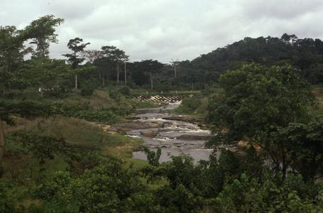 Creek near Idanre