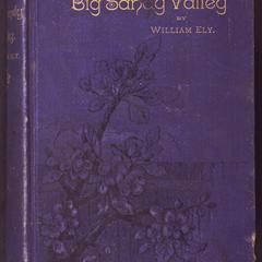 Big Sandy Valley : a history of the people and country from the earliest settlement to the present time