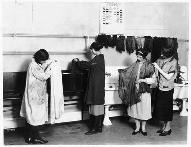 Textiles laboratory