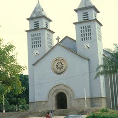 Main Roman Catholic Cathedral in Bissau