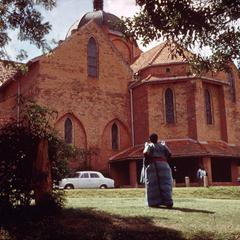 Protestant Cathedral on Namirembe Hill