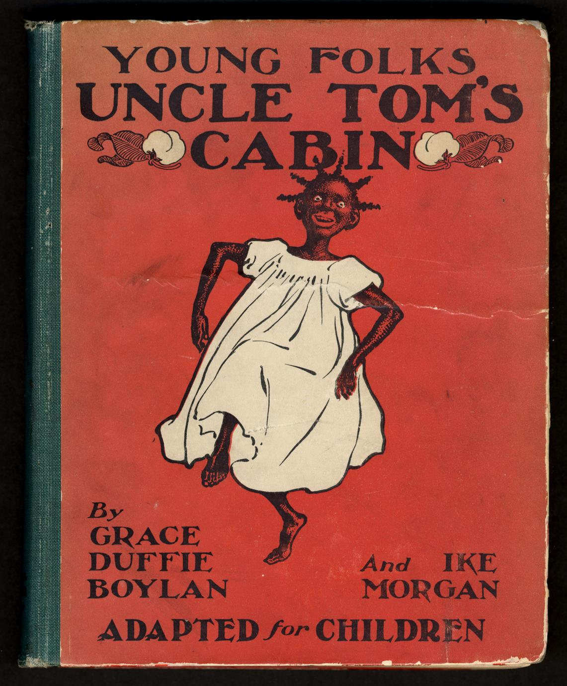 Young folks' Uncle Tom's cabin (1 of 3)