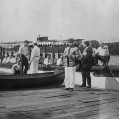 Bell Saenger (Private pleasure boat, circa 1910)