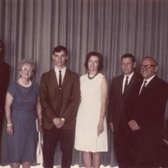 Pors Award Winner, University of Wisconsin--Marshfield/Wood County, 1968