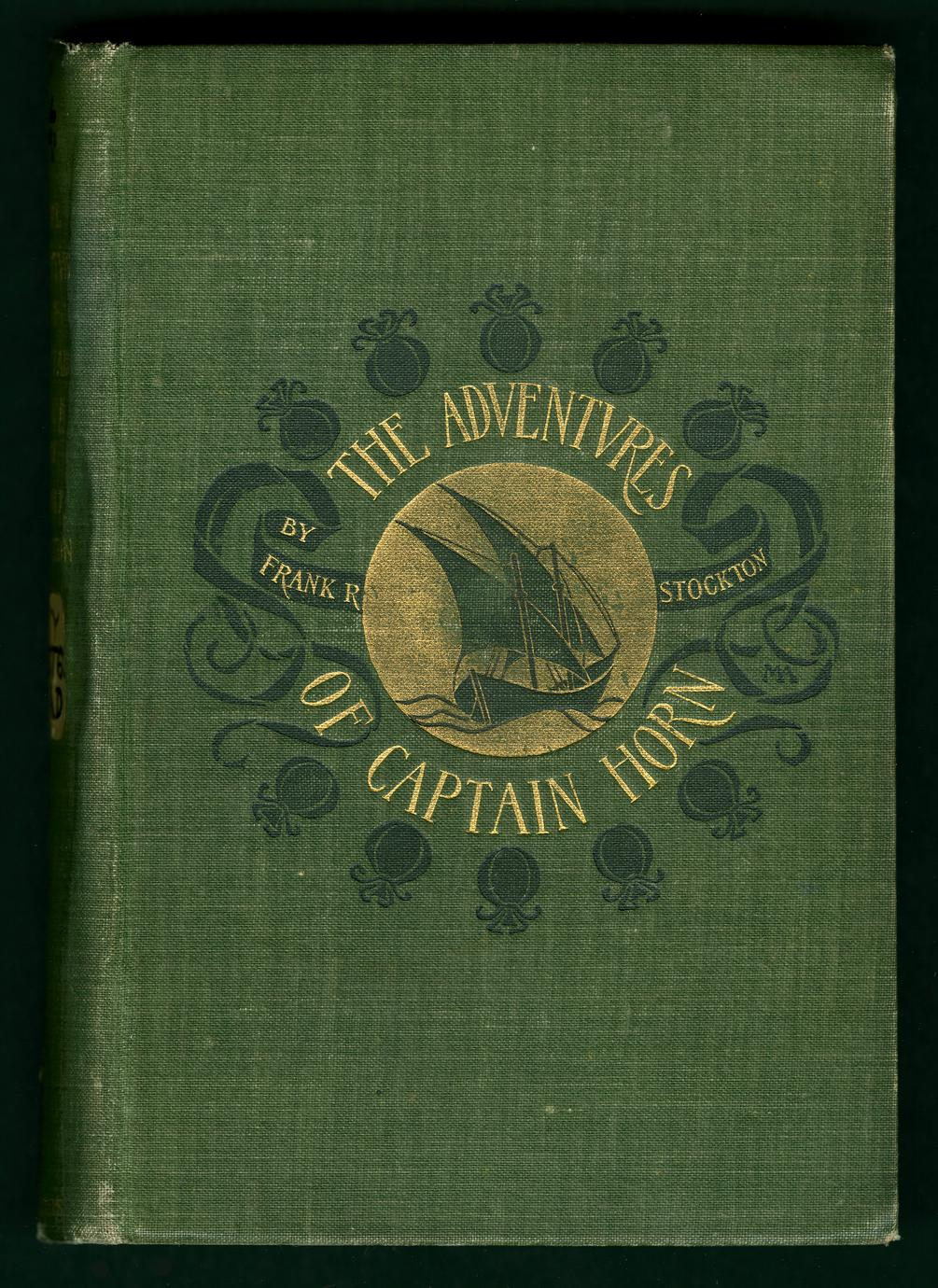The adventures of Captain Horn (1 of 3)