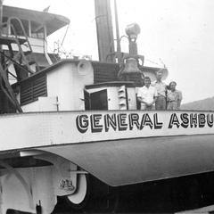 General Ashburn (Towboat, 1927-1945)