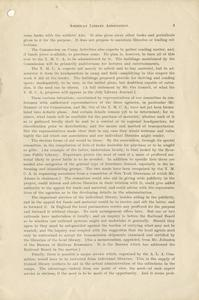 Page 3 - Our libraries and the war : report of preliminary committee to the American Library Association, at its annual meeting at Louisville, June 22, 1917