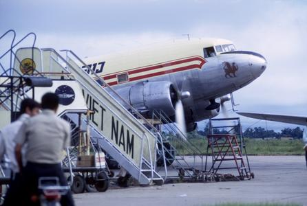 Lao Airlines DC-3