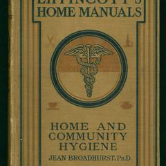 Home and community hygiene : a text-book of personal and public health