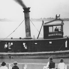 Mamie Wood (Towboat, 1878-1890)