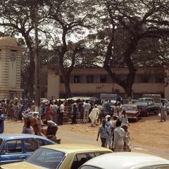 Market view in Ibadan
