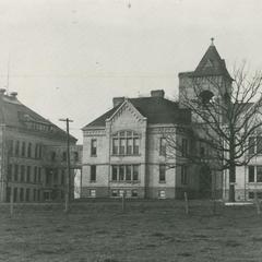 Old Omro High School