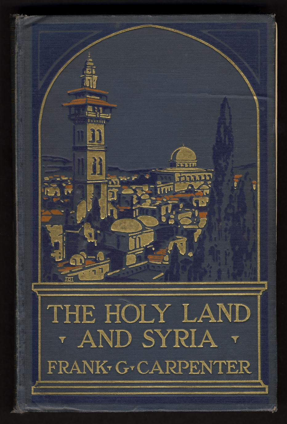 The Holy Land and Syria (1 of 2)