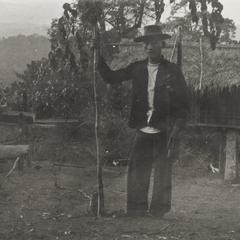 A White Hmong man in Houa Khong Province