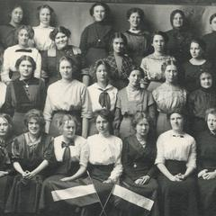 Deutsche Gesellschaft, 1912-1913