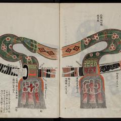 Ainu Komonjo (18th & 19th century records) : Ohnuki Collection