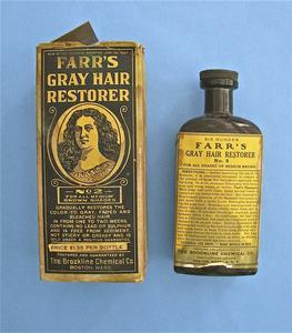 Farr's Gray Hair Restorer
