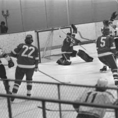 1974 Yellowjackets hockey team