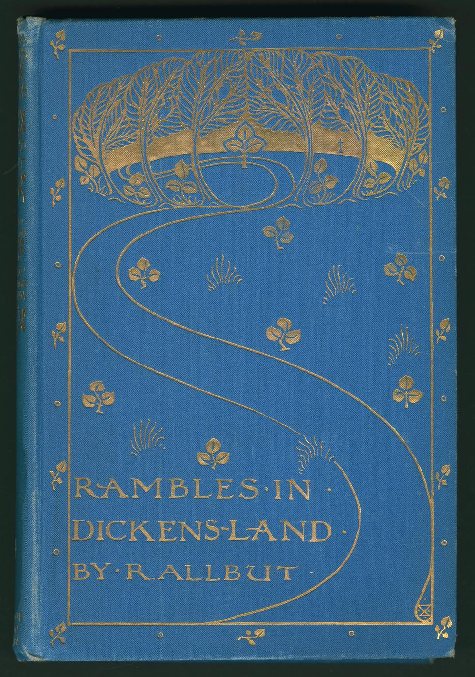 Rambles in Dickens-land (1 of 4)
