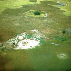 Aerial View of Nuer Homesteads