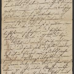 [Letter from Julie Sternberger to her brother, Jakob Steinberger, November 9, 1853]