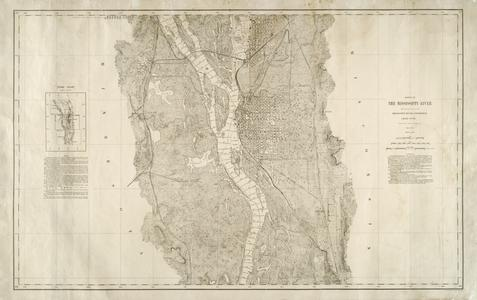 Survey of the Mississippi River, Chart 172