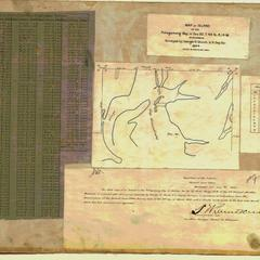 [Public Land Survey System map: Wisconsin Township 49 North, Range 14 West]