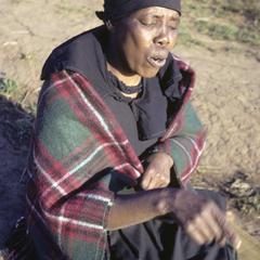 Southern African storyteller : Asilita Philisiwe Kumalo, Zulu