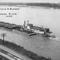 Floyd H. Blaske (Towboat, 1931-1940)