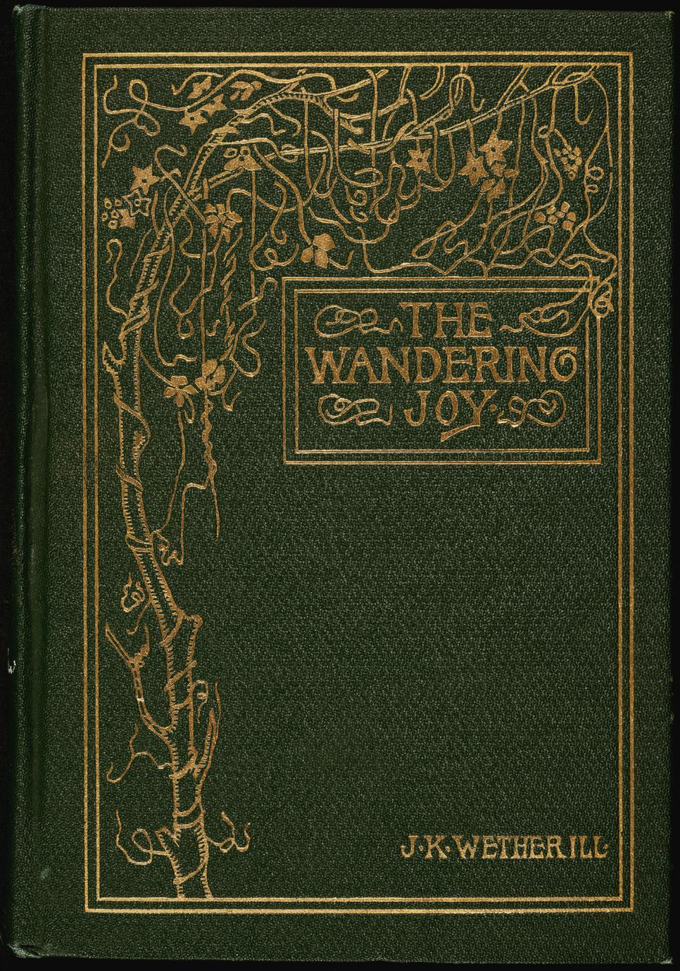 The wandering joy (1 of 2)