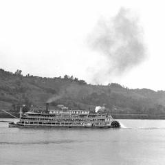 East St. Louis (Packet/Excursion boat, 1895-1923)