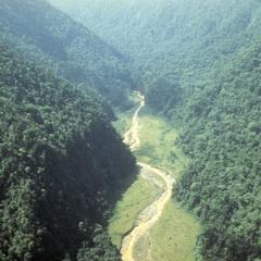 Río Sucio in Parque Nacional Braulio Carillo. Photo : Liebermans.