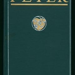 Peter : a novel of which he is not the hero