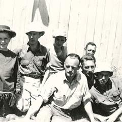 German POWS in Manitowoc County