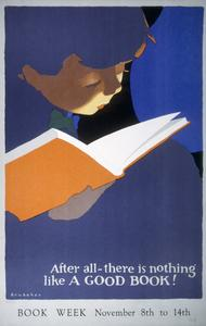 After all -- there is nothing like a good book!