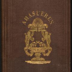 Ahasuerus : a poem