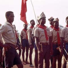 Boy Scouts on Parade
