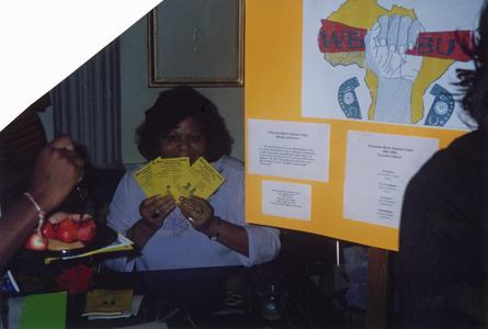 Wisconsin Black Student Union at 2003 MCOR
