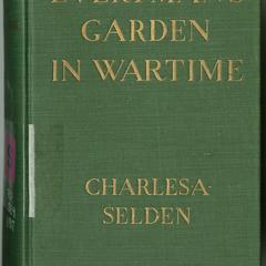 Everyman's garden in wartime