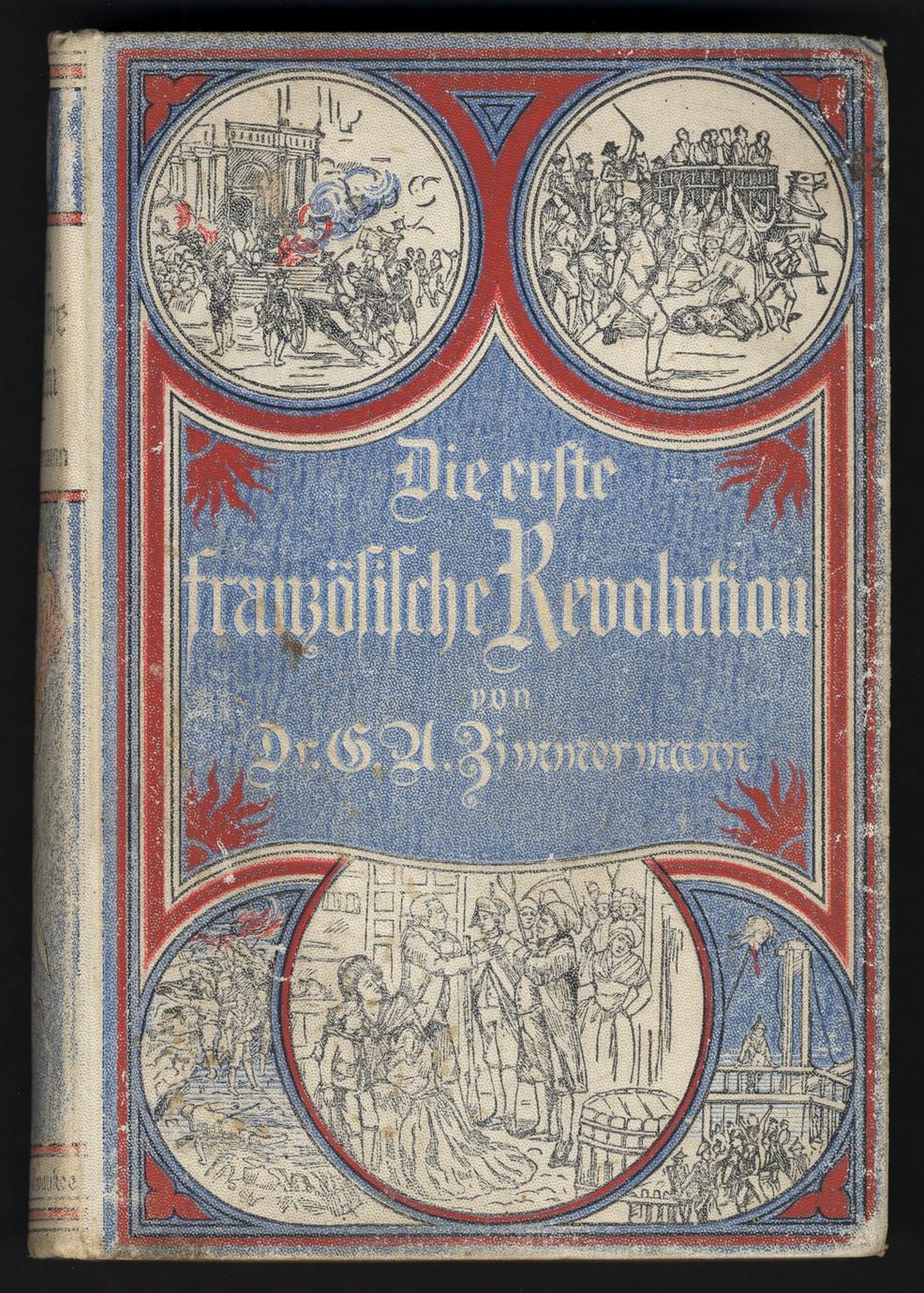 Geschichte der ersten französischen Revolution (1 of 2)