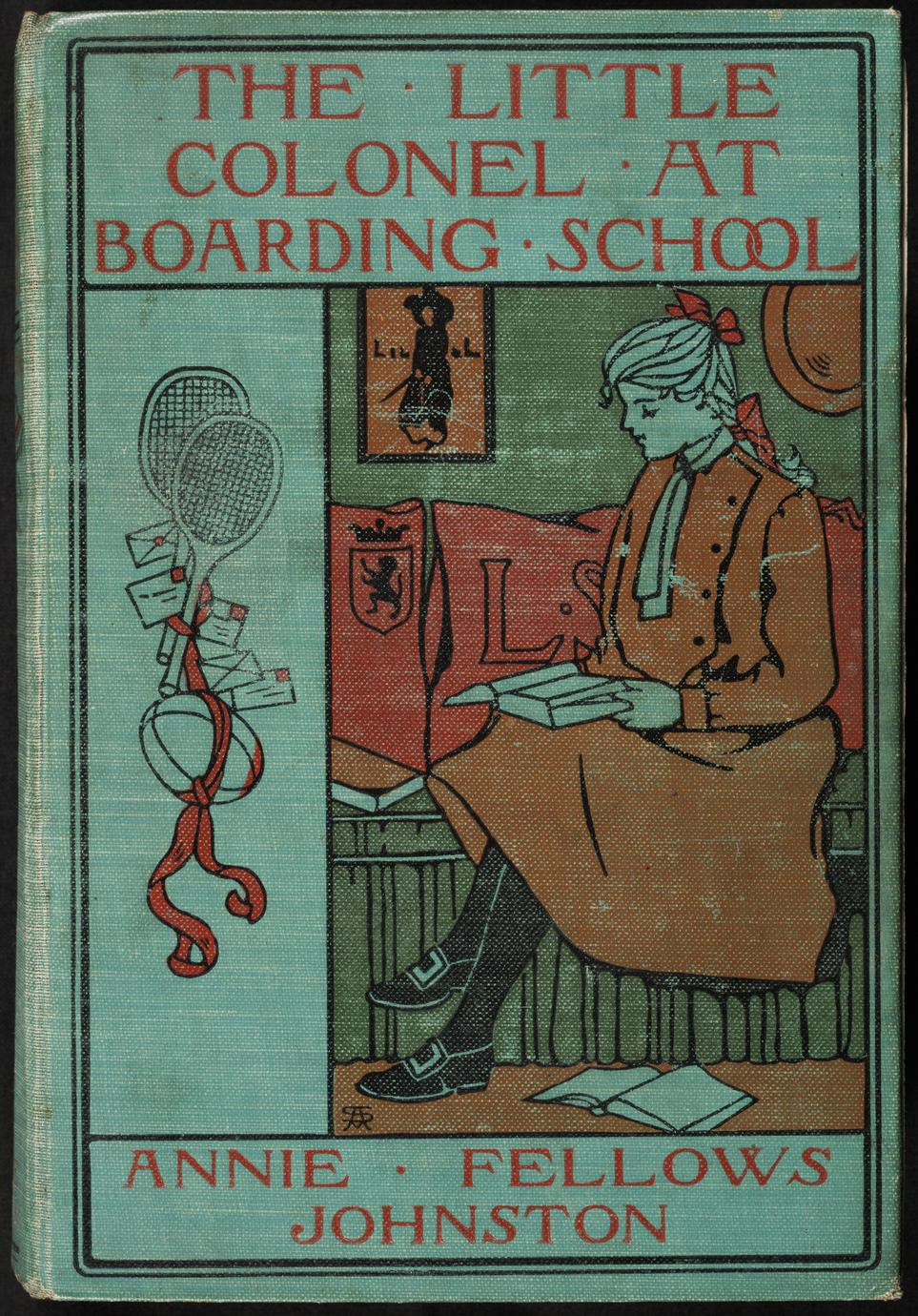 Little colonel at boarding-school (1 of 3)
