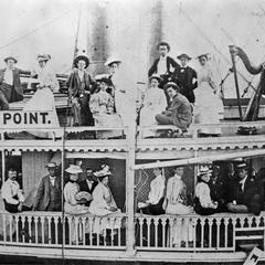 Passengers, Unidentified