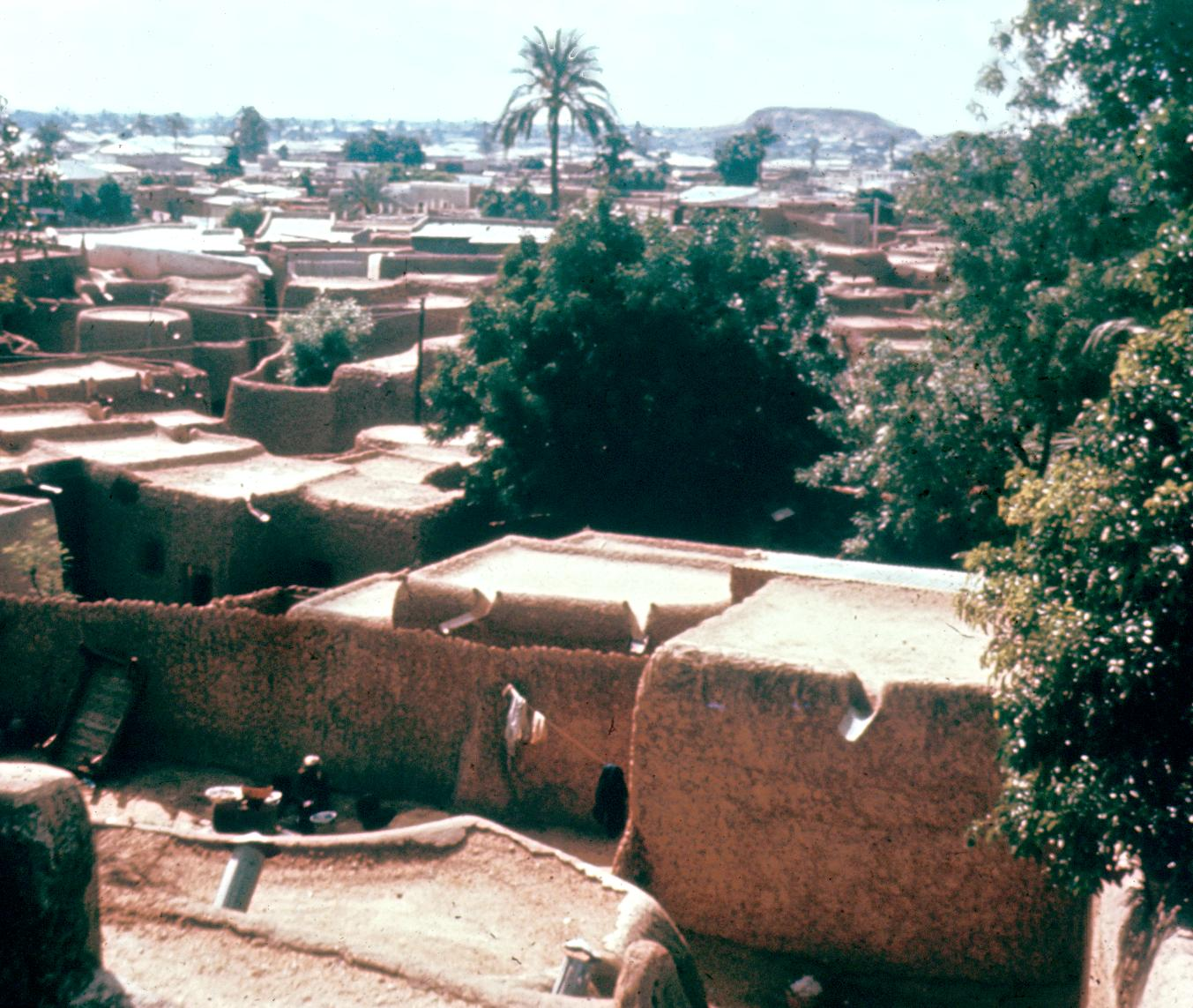 Rooftops of Kano