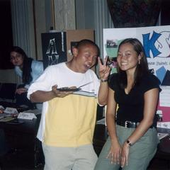 Korean Students Association at 2003 MCOR