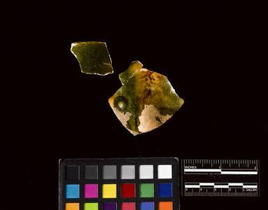 Teabowl fragments